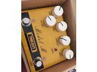 Tone City M model distortion guitar pedal
