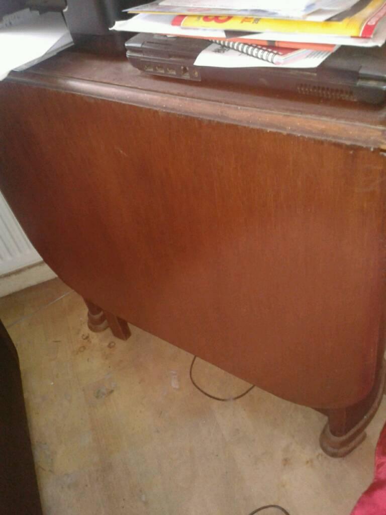 Vintage Oak Dining Table Vintage Oak Dining Table In Droylsden Manchester Gumtree