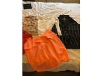 Ladies size 20 tops all brand new most have tags on