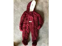 Baby's coats pram/ snow suits