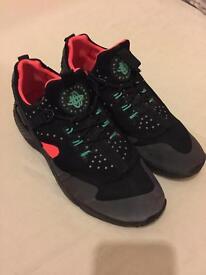 Nike Air Huarache Utility Premium Black