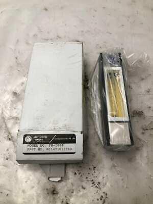 Matheson Fm-1000 Mj14y101j753 Gas Flow Meterrotameter -nib