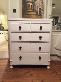 Antique Chest Of Drawers (free local delivery)