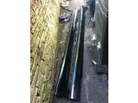 Bmw 5 series f10 m sport side skirts black saloon