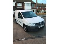 VW CADDY EXCELLENT RUNNER,LOW MILEAGE