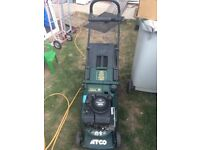 **ATCO ADMIRAL 16 PETROL SELF PROPELLED LAWN MOWER**BRIGGS AND STRATTON ENGINE**RECENTLY SERVICED**