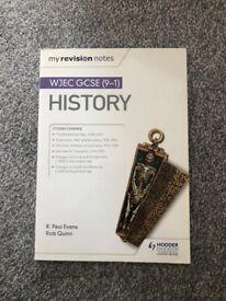 GCSE WJEC History Text Book