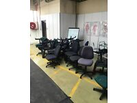 SELECTION OF OFFICE CHAIRS FOR SALE