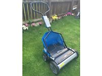 MACAllister MRM45 Cylinder Reel 45cm Hand Push Lawnmower