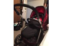 Immaculate kiddicare pushchair for sale