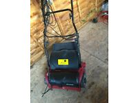 Einhell Lawn rotovator and scarifier GC SA 1231 6 months old