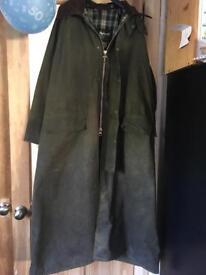 Barbour Burnley Coat