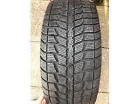"""Fiat Grande Punto 17"""" Alloys W/ Tyres"""