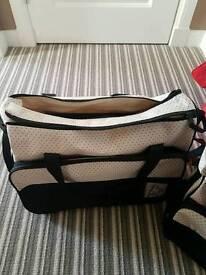 Change bag small and large