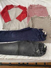 Boys 5 items clothes size 2-3, 3-4