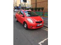 TOYOTA YARIS 1.3 VVT-I T3 PETROL MANUAL 2008 WITH FULL SERVICE HISTROY