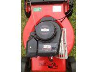 AL-KO 46 BR Classic Self Propelled Lawn Mower