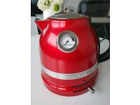kitchenaid kettle red apple, RRP £129 now at £44.99!