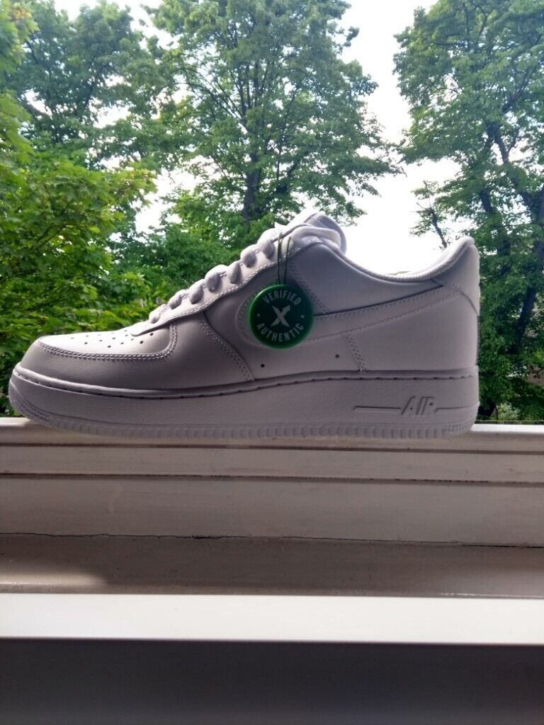 5f862956 Air Force 1 - Size UK 11 - StockX Authenticated   in Kilburn, London ...
