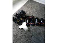 MMA training equipment