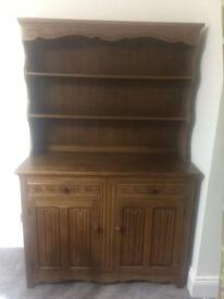 Kitchen dresser walnut