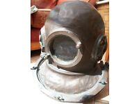 REPLICA DIVERS HELMET