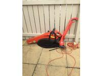 Flymo garden Strimmer and blower vac