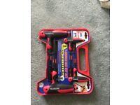Faithfull handle hex keys brand new
