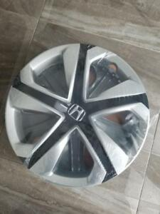 THESE ARE WHEEL COVERS NOT RIMS    BRAND NEW IN PACK  HONDA CIVIC FACTORY OEM 16 INCH WHEEL COVER SET OF FOUR.