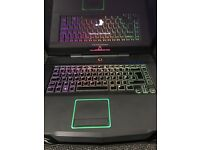 Alienware m15x gaming laptop i3 Windows 7 premium good working condition