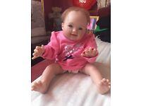 Ashton drakes savvana reborn doll
