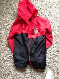 Small Liverpool raincoat