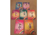 The Showtime Fairies - Rainbow Magic Fairy books 99-105