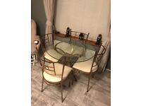 FREE 4 seats dining table - collection only