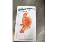 !!!!!SUPER CHEAP DEAL APPLE IPHONE 6sPLUS UNLOCKED COMES WITH WARRANTY!!!!!!!!
