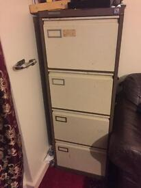 Matel chest drawer