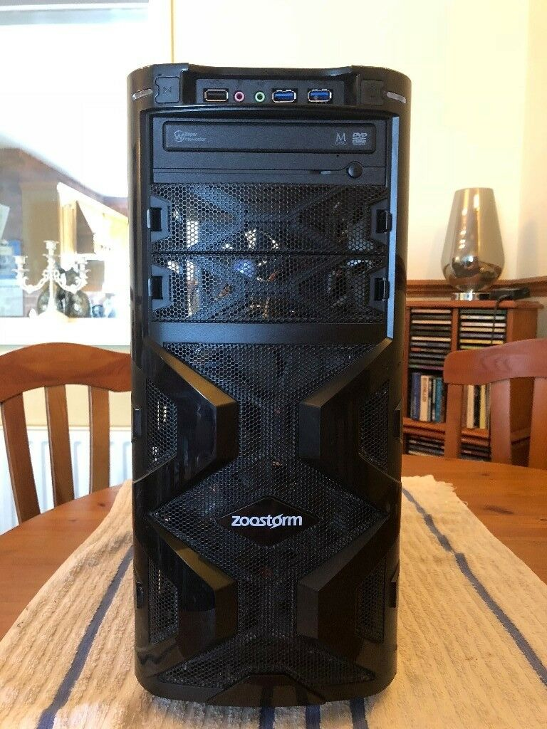 Zoostorm Gaming PC - NVIDIA GTX 960, Intel i5-4460, 2TB, 8GB RAM | in  Biggleswade, Bedfordshire | Gumtree
