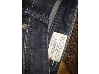 Diesel larkee mens jeans 34 x 32