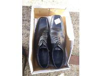 Mens Beckett Shoes Size 10