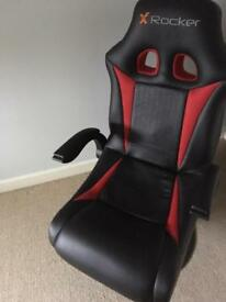 X Rocker Rally Gaming Chair. Immaculate