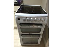 HOTPOINT ULTIMA DOUBLE OVEN