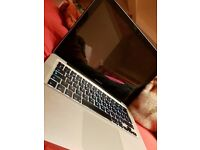 """MACBOOK PRO 13"""" 4GB RAM AND 320GB HDD QUICK SALE!!!1"""