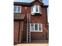 Domestic Alliminium Extending Ladder.