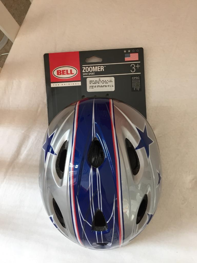 Childrens cycle helmets new age 3
