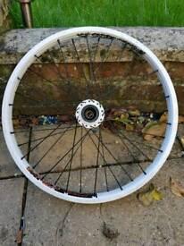 Box wheel