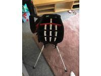 Titleist golf bag, used