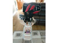 Ladies Callaway clubs and bag