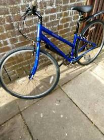 bike in good used condition