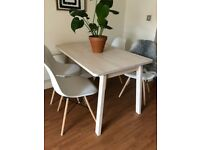 Dining chairs set of 4 - Charles & Ray Inspired Retro