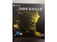 Dark souls 3 collectors edition (opened)